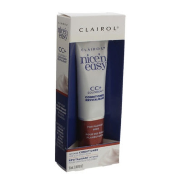 Clairol CC Plus ColorSeal Conditioner Radiant Reds 55 ml  Female Hair Color