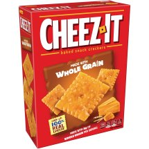 Cheez-It® Whole Grain Baked Snack Crackers 12.4 oz. Box