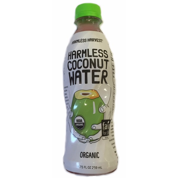 Harmless Harvest Organic 100% Coconut Water