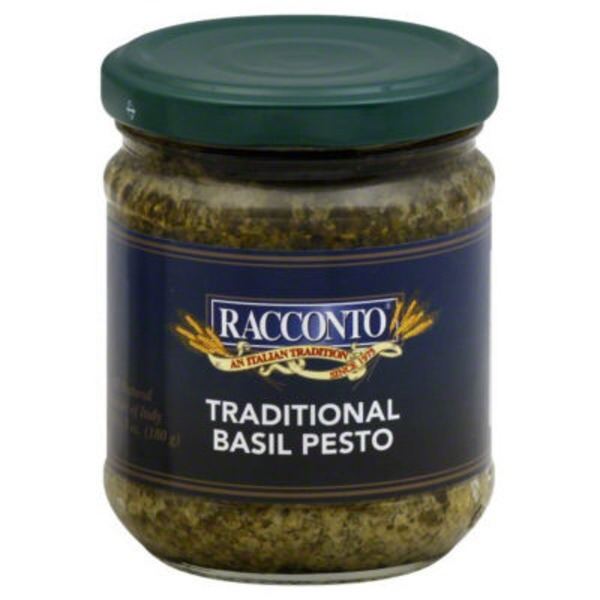 Racconto Pesto, Traditional Basil
