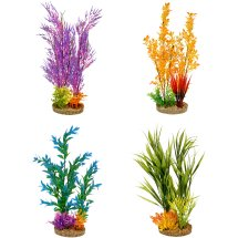 Aqua Culture Extra Large Standing Aquarium Plant