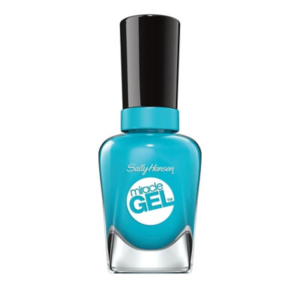 Sally Hansen Miracle Gel Nail Color 780 Digi Teal