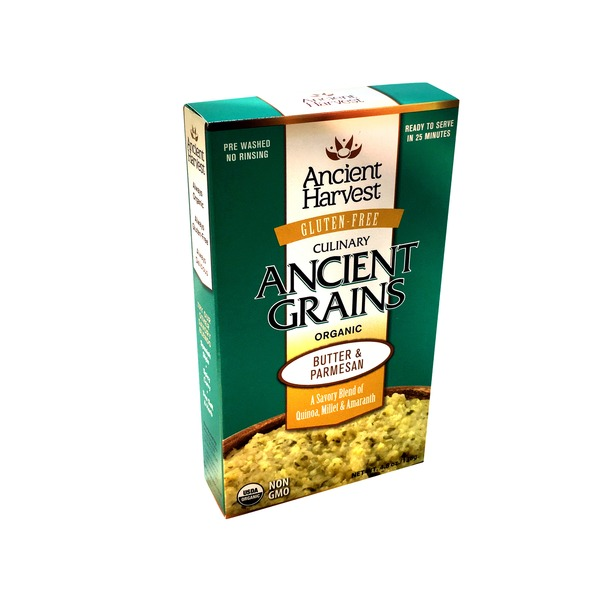 Ancient Harvest Ancient Grains, Culinary, Organic, Butter & Parmesan
