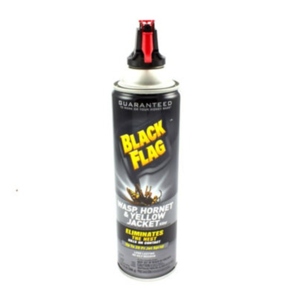 Black Flag Wasp, Hornet & Yellow Jacket Killer
