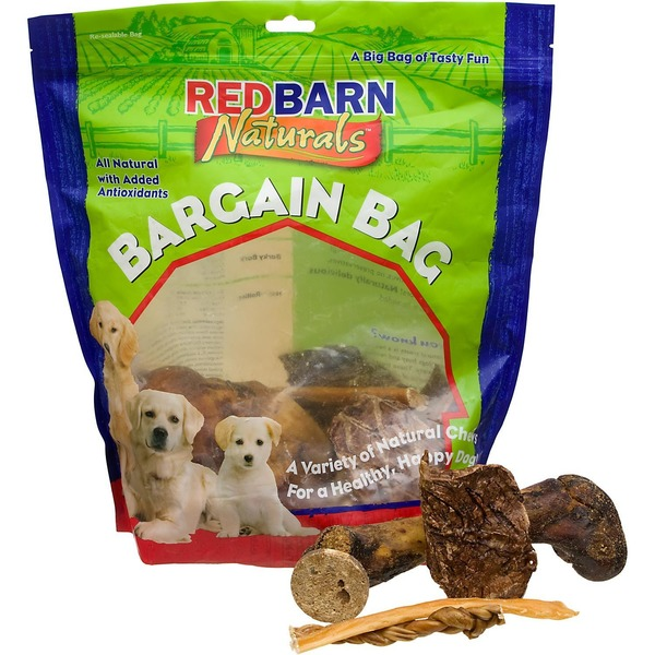 Red Barn Naturals Bargain Bag Dog Chews
