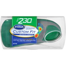 Dr. Scholl's Custom Fit Orthotic Shoe Inserts, CF230