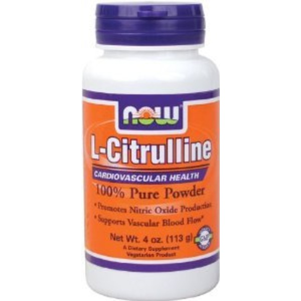 Now Sports L Citrulline Pure Powder
