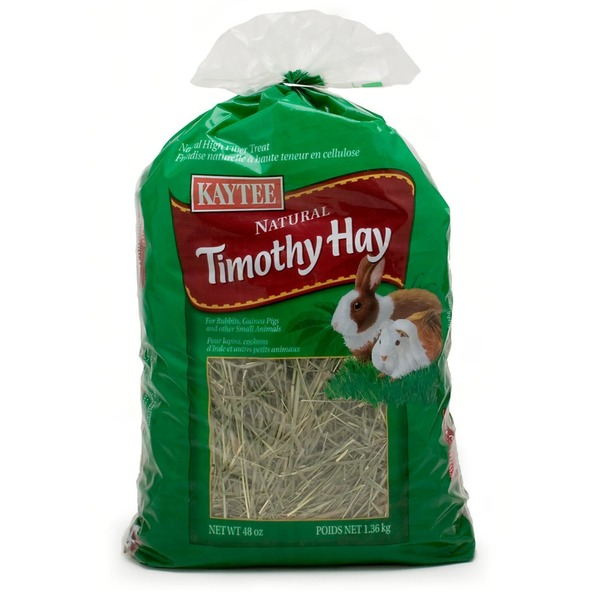 Kaytee Natural Timothy Hay For Rabbits & Small Animals