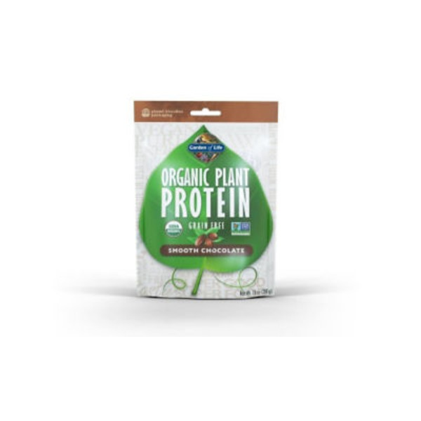 Garden of Life Organic Grain Free Smooth Chocolate Plant Protein