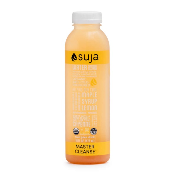 Suja Lemon Master Cleanse Fruit Juice Drink