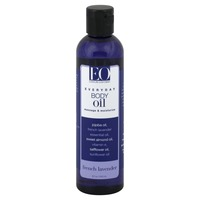 EO Body Oil, French Lavender