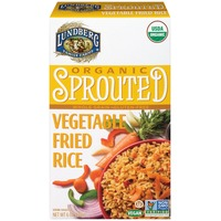 Lundberg Family Farms Organic Sprouted Vegetable Fried Rice