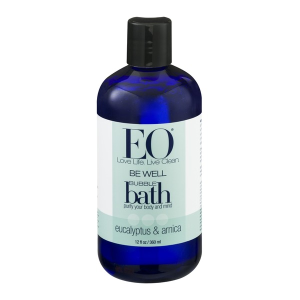 EO Be Well Bubble Bath Eucalyptus & Arnica