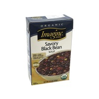 Imagine Foods Savory Black Bean Soup