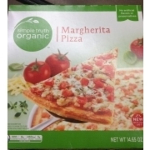 Simple Truth Margherita Pizza