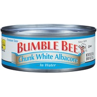 Bumble Bee Premium Chunk White Albacore in Water Tuna
