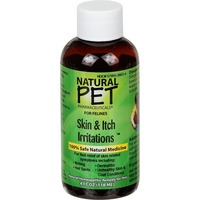 Natural Pet Skin & Itch Irritation Relief For Cats