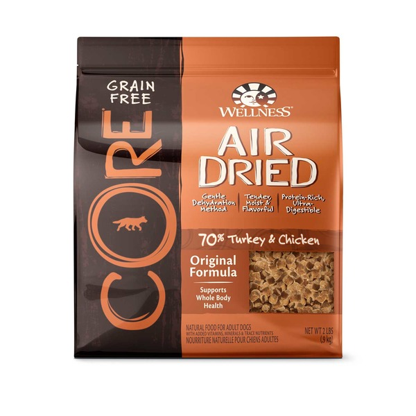 Wellness Core Air Dried 70% Turkey & Chicken Original Formula