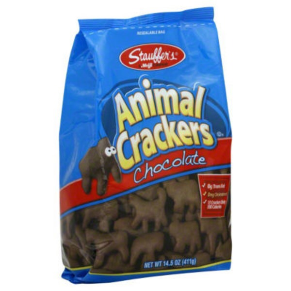 Stauffer's Animal Crackers Chocolate