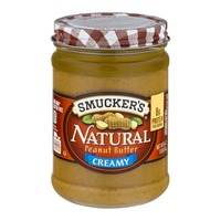 Smucker's Natural Peanut Butter Creamy