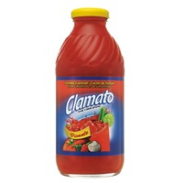 Clamato The Original Picante Tomato Cocktail Juice