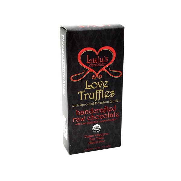 Lulu's Chocolate Love Truffles
