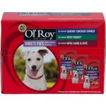Ol' Roy Gourmet Dog Food Pack, 12 ct