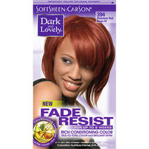 SoftSheen-Carson Dark & Lovely Fade-Resistant Rich Conditioning Color Hair Dye Vivacious Red