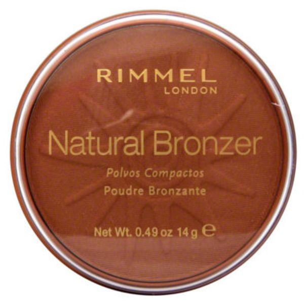 Rimmel London Natural Bronzer Sun Dance 027