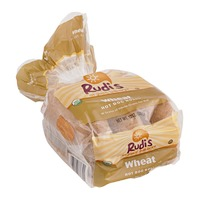 Rudi's Organic Bakery Organic Bakery Hot Dog Rolls Wheat - 6 CT