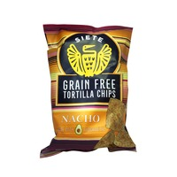 Siete Family Foods Nacho Grain-Free Tortilla Chips