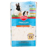 Kaytee Clean & Cozy Tahitian Vanilla Scented Small Animal Bedding 500 Cu. In.
