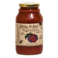 Cucina Antica Garlic Marinara Cooking Sauce