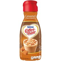 Nestle Coffee-mate Caramel Macchiato Liquid Coffee Creamer