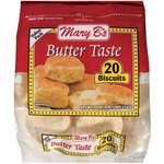 Mary B's Butter Taste Biscuits