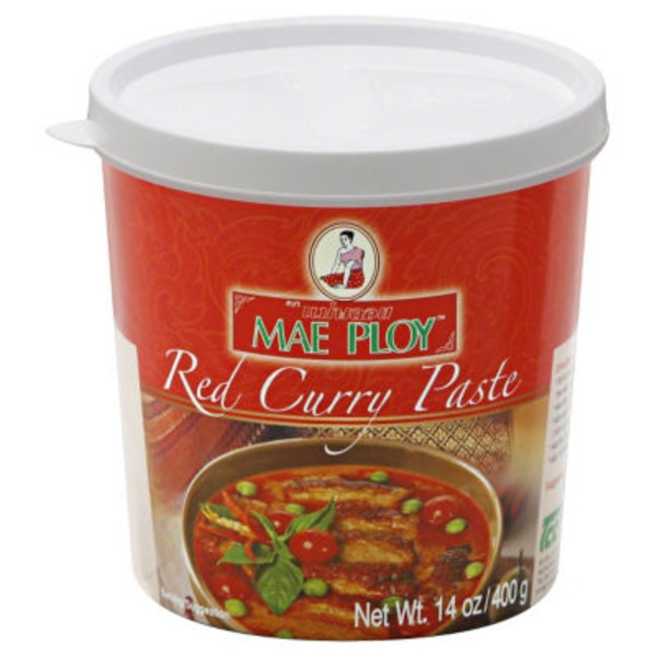 Mae Ploy Paste, Red Curry