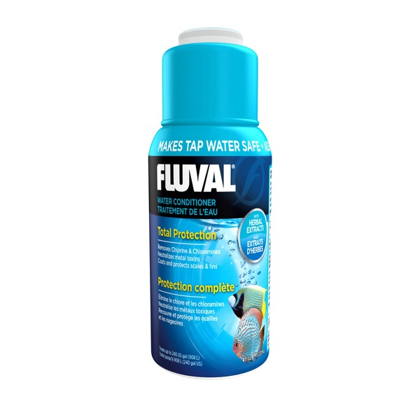 Fluval Water Conditioner 4 Fl. Oz.
