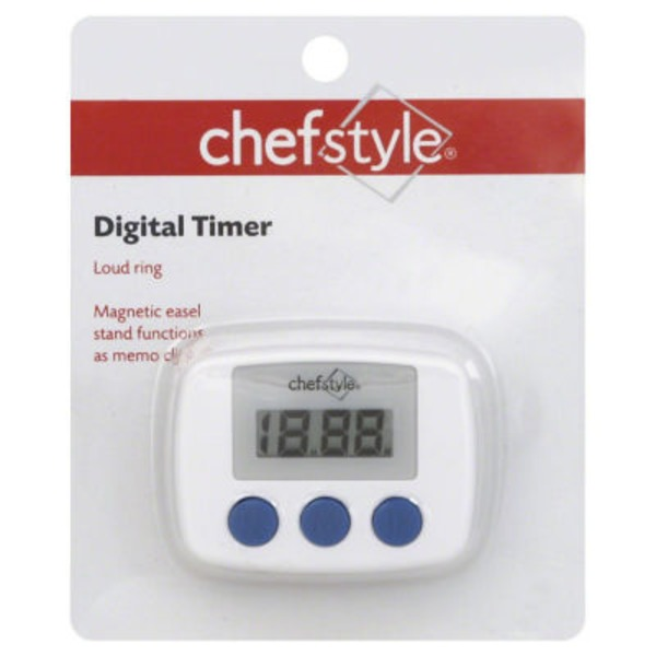 Chef Style Digital Timer