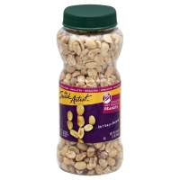 The Snack Artist Nuts Peanuts Dry Roasted Unsalted
