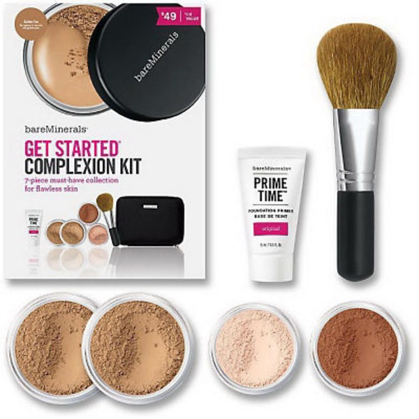 Bare Escentuals Bare Minerals Get Started Complexion Kit