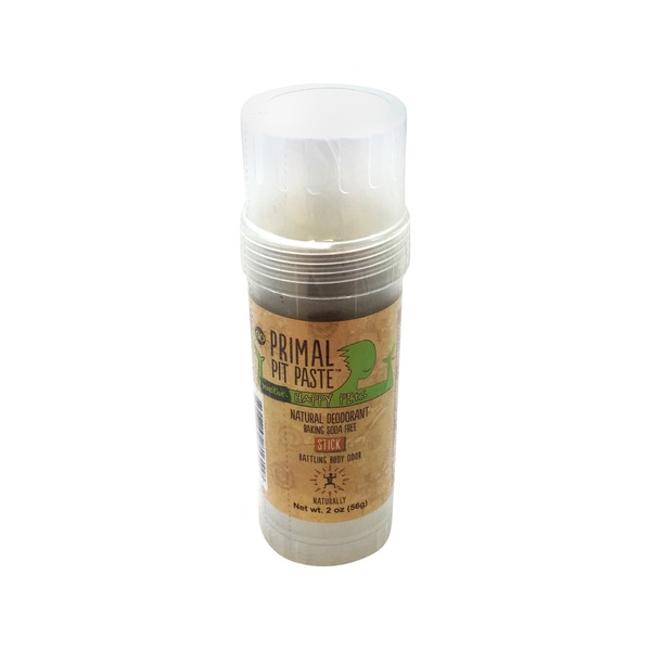 Primal Pit Paste Sensitive Happy Pits Natural Deodorant Stick