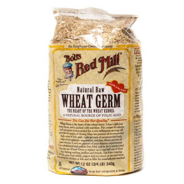 Bob's Red Mill Natural Raw Wheat Germ