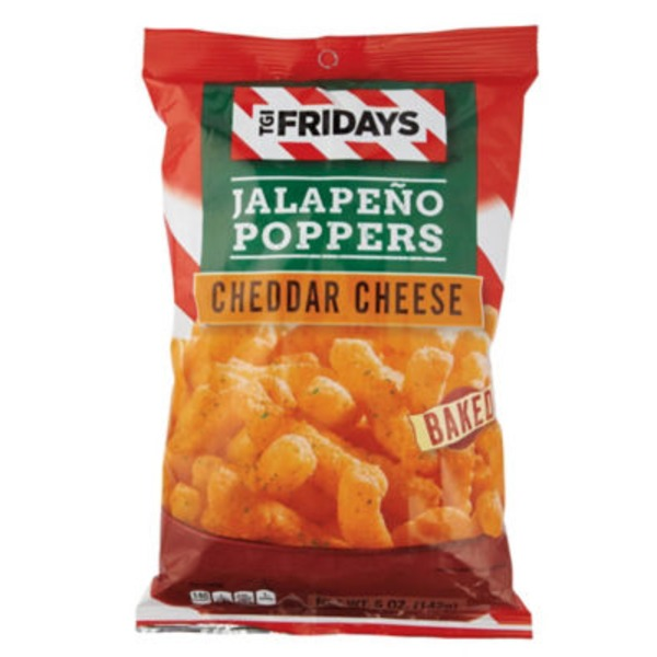 T.G. I. Friday's Cheddar Cheese  Jalapeno Poppers