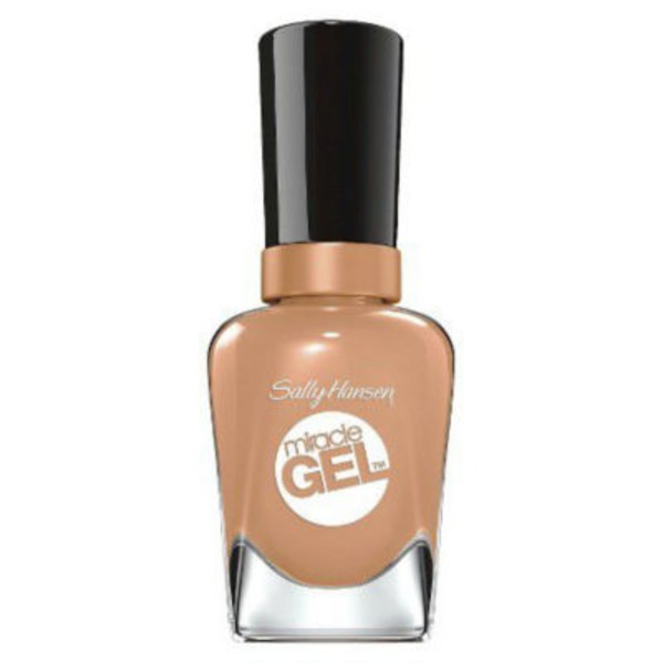 Sally Hansen Miracle Gel Nail Color Tan Acious