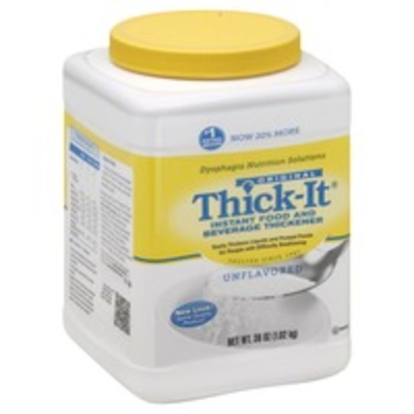 Milani Food Thickener, Instant Healthcare, Regular Strength
