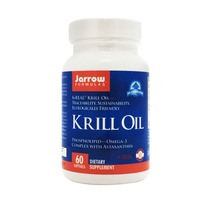 Jarrow Formulas Krill Oil Softgels