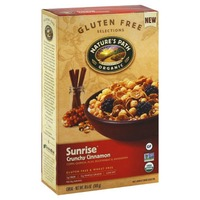 Nature's Path Organic Cereal Sunrise Crunchy Cinnamon