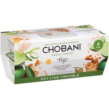 Chobani Flip Key Lime Crumble Low-Fat Greek Yogurt