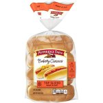 Pepperidge Farm Bakery Classics Top Sliced Sweet & Soft Hot Dog Buns, 8 count, 14 oz