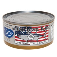 American Tuna Wild Albacore Tuna No Salt Added